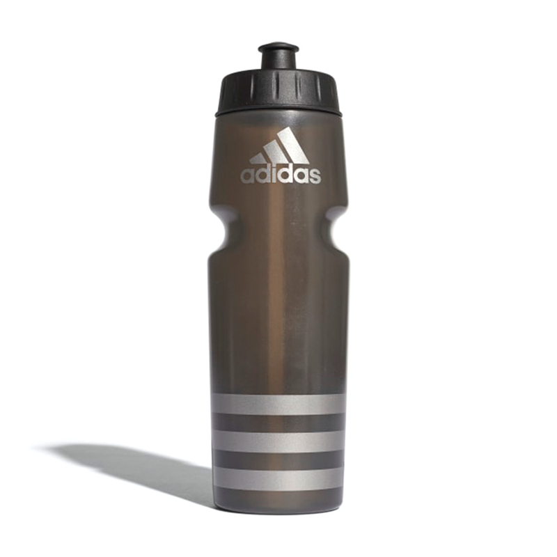 Adidas Plastic Squeeze Water Bottle - Black-Water Bottles- Canada Online Tennis Store Shop