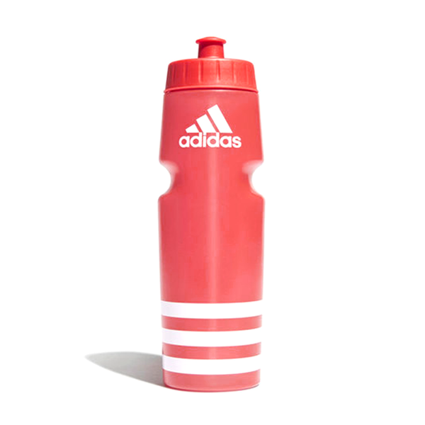 Adidas Plastic Squeeze Water Bottle - Red-Water Bottles- Canada Online Tennis Store Shop
