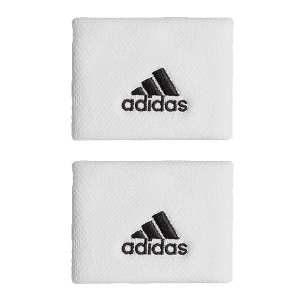 Adidas Small Tennis Wristband - White-Wristbands- Canada Online Tennis Store Shop