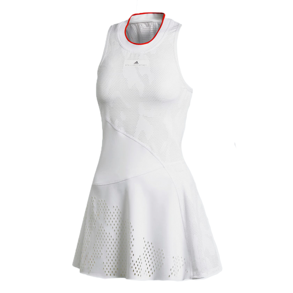 Adidas Stella McCartney Court Dress (Women's) - White-Dresses- Canada Online Tennis Store Shop