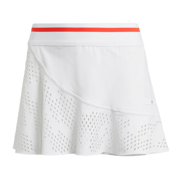 Adidas Stella McCartney Court Skirt (Women's) - White-Bottoms- Canada Online Tennis Store Shop