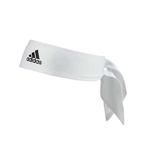 Adidas Tennis Tieband - White-Headbands- Canada Online Tennis Store Shop