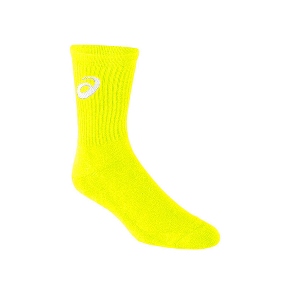 Asics Team Socks (Men's) - Neon-Socks- Canada Online Tennis Store Shop