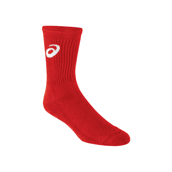 Asics Team Socks (Men's) - Red-Socks- Canada Online Tennis Store Shop
