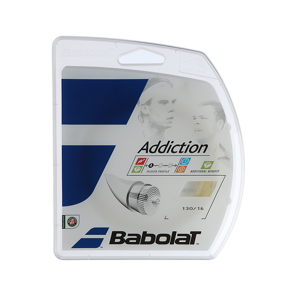 Babolat Addiction 16 Pack - Natural-Tennis Strings- Canada Online Tennis Store Shop