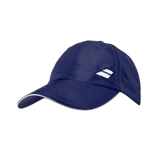 Babolat Basic Logo Hat - Blue-Hats- Canada Online Tennis Store Shop