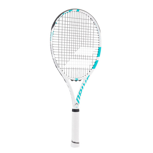 Babolat Drive G Lite - While/Blue-Tennis Racquets- Canada Online Tennis Store Shop