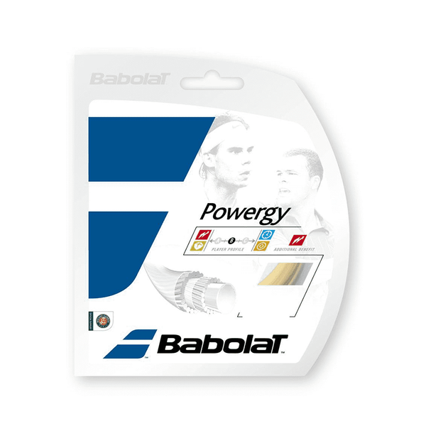 Babolat Powergy 16 Pack - Natural-Tennis Strings- Canada Online Tennis Store Shop