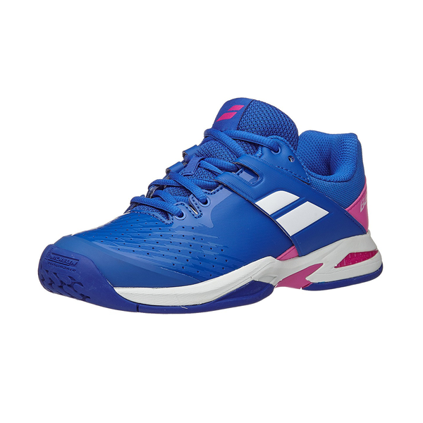 Babolat Propulse All Court (Junior) - Princess Blue/Fandango Pink-Footwear- Canada Online Tennis Store Shop