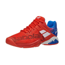 Babolat Propulse Fury All Court (Men's) - Bright Red/Electric Blue-Footwear- Canada Online Tennis Store Shop