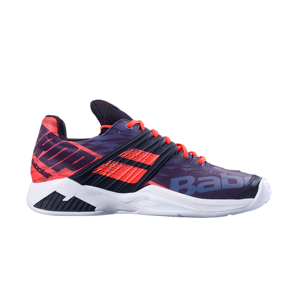 Babolat Propulse Fury Clay (Men's) - Black/Fluo Strike-Footwear- Canada Online Tennis Store Shop