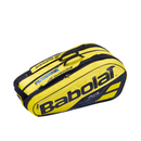 Babolat Pure Aero 9-Pack Bag - Yellow/Black-Bags- Canada Online Tennis Store Shop