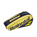 Babolat Pure Aero Bag 6-Pack Bag - Yellow/Black-Bags- Canada Online Tennis Store Shop