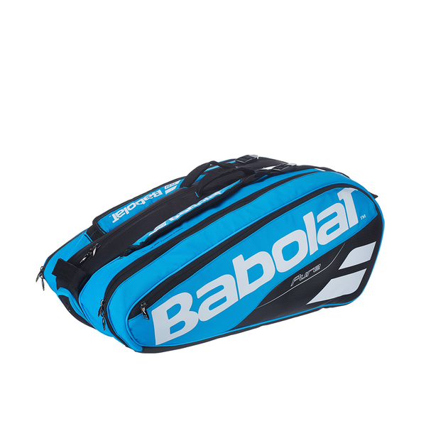 Babolat Pure Drive 12 Pack Bag - Blue-Bags- Canada Online Tennis Store Shop
