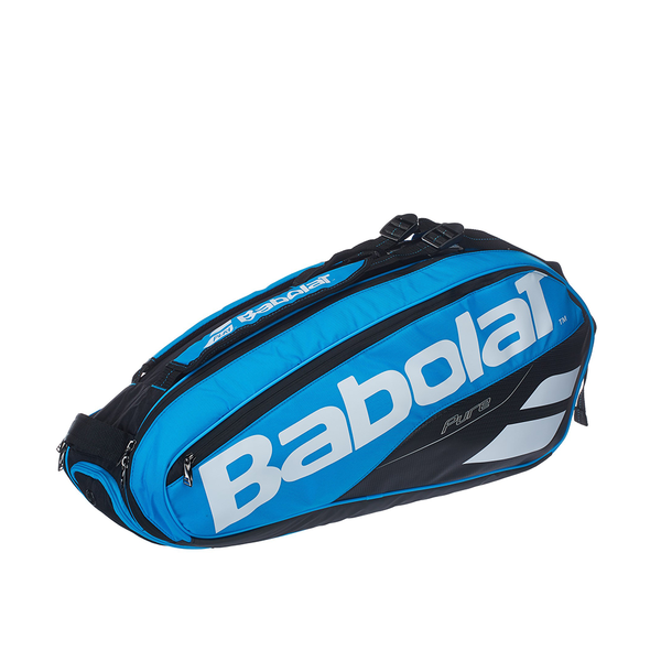 Babolat Pure Drive 6 Pack Bag - Blue-Bags- Canada Online Tennis Store Shop