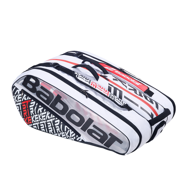 Babolat Pure Strike 3rd Gen 12 Pack Bag-Bags- Canada Online Tennis Store Shop