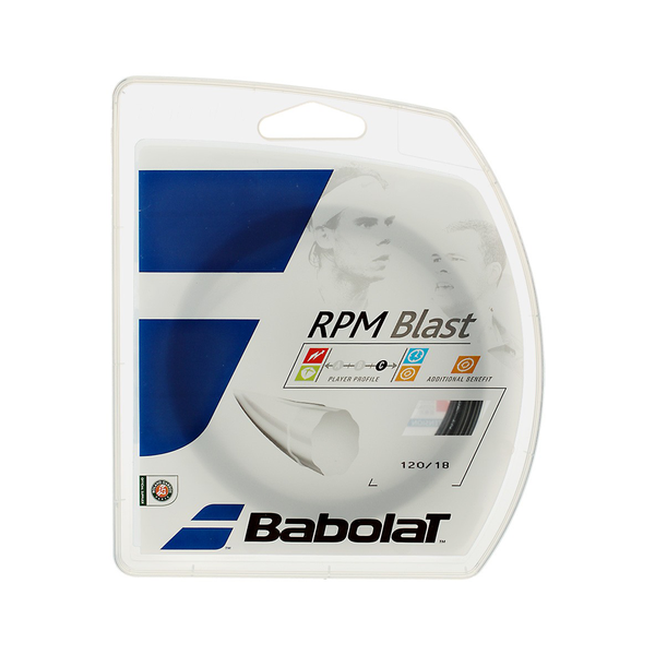 Babolat RPM Blast 18 Pack - Black-Tennis Strings- Canada Online Tennis Store Shop