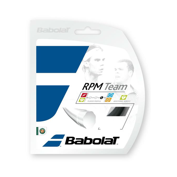 Babolat RPM Team 16 Pack - Black-Tennis Strings- Canada Online Tennis Store Shop