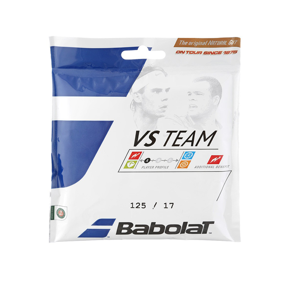 Babolat VS Team 17 Pack - Natural-Tennis Strings- Canada Online Tennis Store Shop