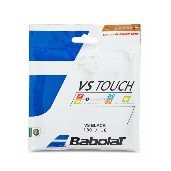 Babolat VS Touch 16 Pack - Black-Tennis Strings- Canada Online Tennis Store Shop