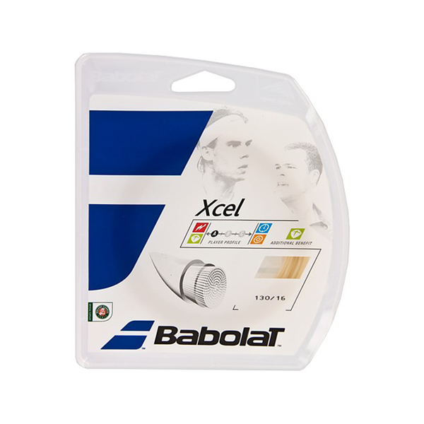 Babolat Xcel 16 Pack - Natural-Tennis Strings- Canada Online Tennis Store Shop