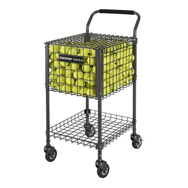 Gamma Brute Teaching Cart-Baskets- Canada Online Tennis Store Shop