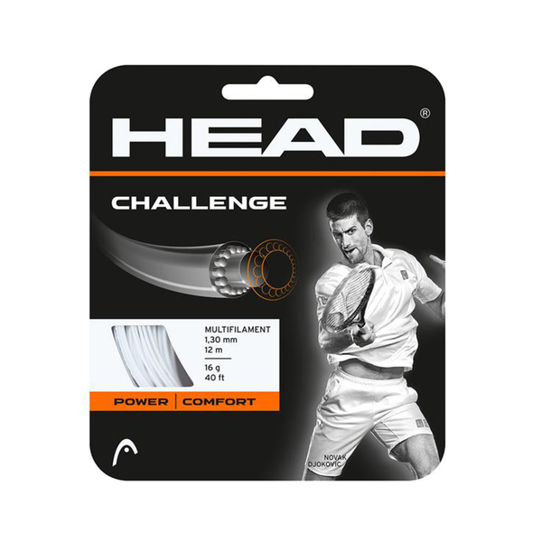Head Challenge 16 Pack - White-Tennis Strings- Canada Online Tennis Store Shop