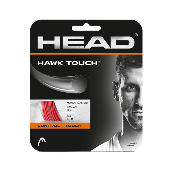 Head Hawk Touch 17 Pack - Red-Tennis Strings- Canada Online Tennis Store Shop