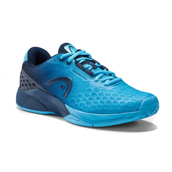Head Revolt Pro 3.0 (Men's) - Aqua Blue/Navy Blue-Footwear- Canada Online Tennis Store Shop