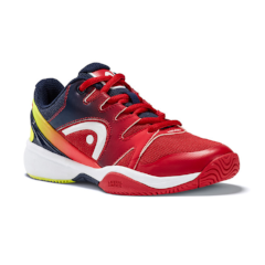 Head Sprint 2.0 (Junior) - Red/Black Iris-Footwear- Canada Online Tennis Store Shop
