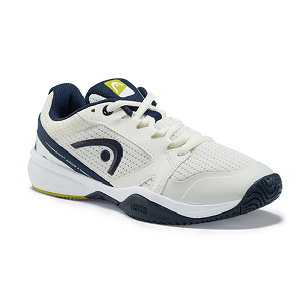 Head Sprint 2.5 (Junior) - White/Dark Blue-Footwear- Canada Online Tennis Store Shop