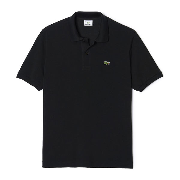 Lacoste Classic Piqué L.12.12 Polo Shirt (Men's) - Black-Tops- Canada Online Tennis Store Shop