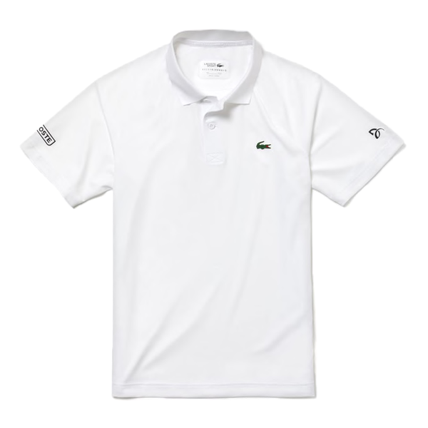 Lacoste Sport Novak Djokovic (Men's) - White-Tops- Canada Online Tennis Store Shop