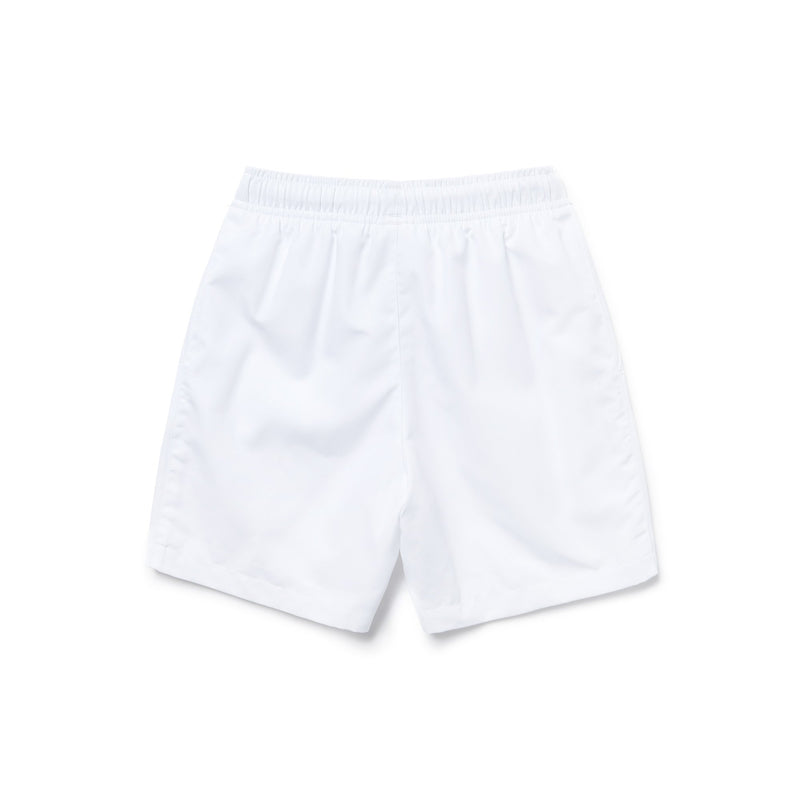 Lacoste Sport Tennis Short (Boy's) - White-Bottoms- Canada Online Tennis Store Shop