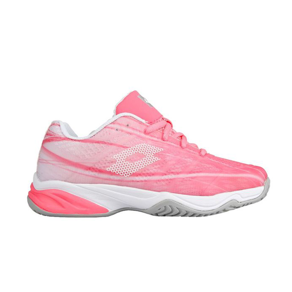Lotto Mirage 300 (Junior) - Vicky Pink/White-Footwear- Canada Online Tennis Store Shop