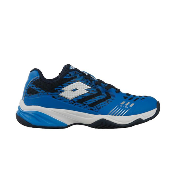 Lotto Stratosphere (Junior) - Blue/White-Footwear- Canada Online Tennis Store Shop