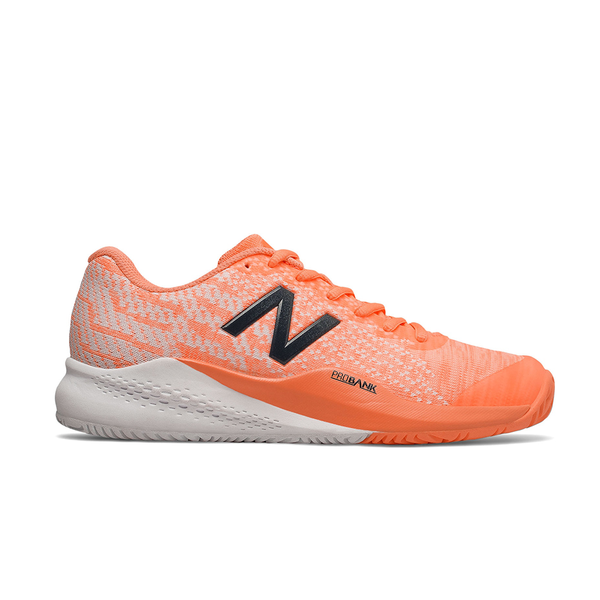 New Balance 996V3 B (Women's) - Light Mango/White-Footwear- Canada Online Tennis Store Shop