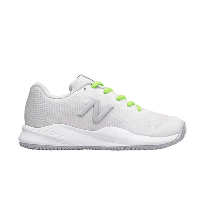 New Balance 996V3 (Junior) - White-Footwear- Canada Online Tennis Store Shop