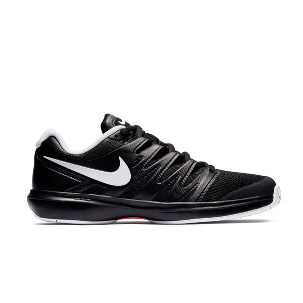 Nike Air Zoom Prestige (Men's) - Black/White/Crimson-Footwear- Canada Online Tennis Store Shop
