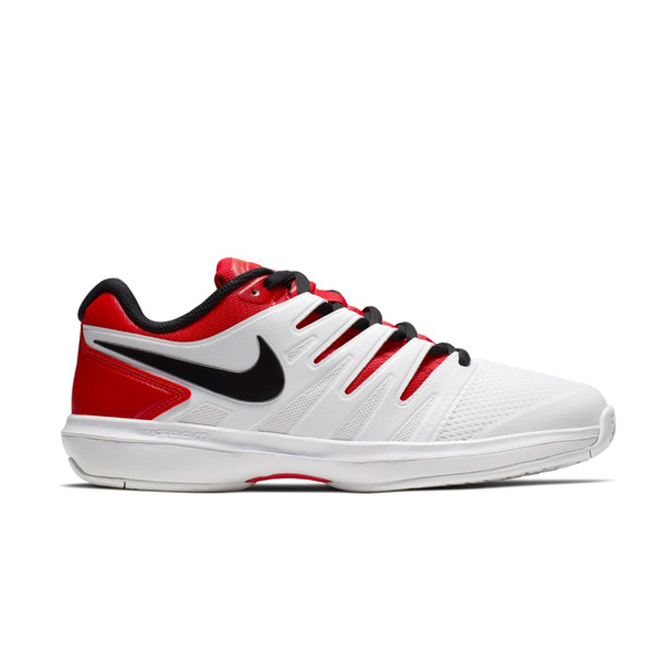 Nike Air Zoom Prestige (Men's) - University Red/White/Black-Footwear- Canada Online Tennis Store Shop