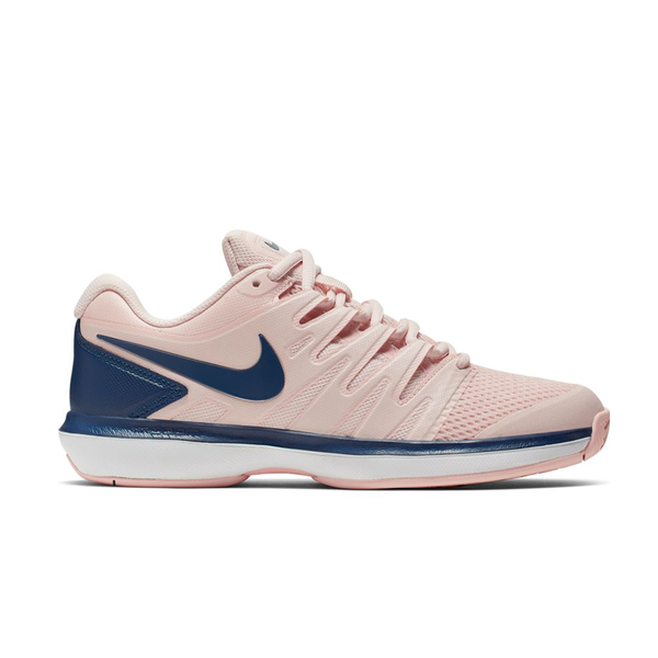 Nike Air Zoom Prestige (Women's) - Echo Pink/Coastal Blue-Footwear- Canada Online Tennis Store Shop