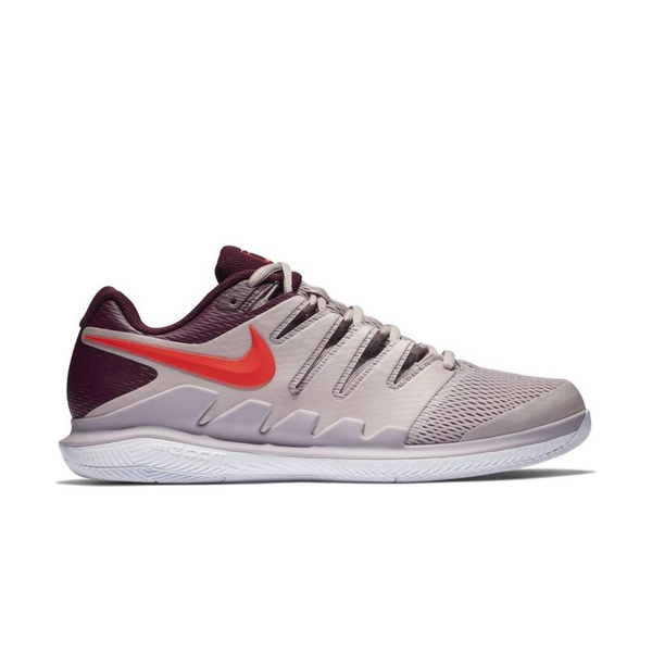 Nike Air Zoom Vapor X (Men's) - Particle Rose/Bright Crimson-Footwear- Canada Online Tennis Store Shop