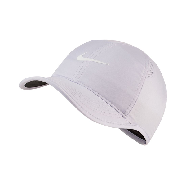 Nike Court AeroBill Featherlight Tennis Cap (Women's Fit) - Oxygen Purple-Hats- Canada Online Tennis Store Shop