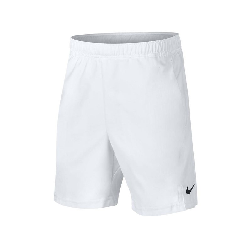 Nike Court Dri-FIT Shorts (Boy's) - White-Bottoms- Canada Online Tennis Store Shop