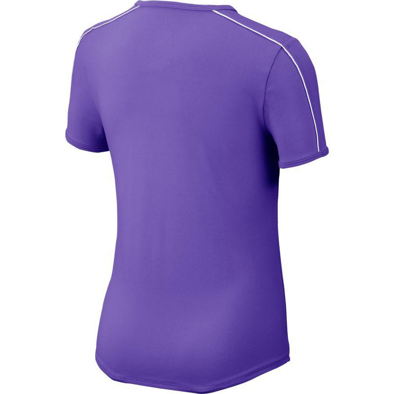 Nike Court Dri-Fit Top (Girl's) - Psychic Purple-Tops- Canada Online Tennis Store Shop