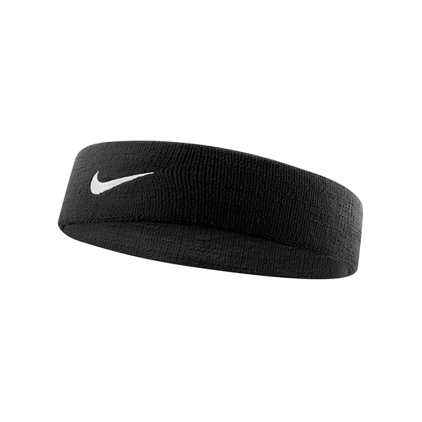 Nike Dri-Fit Headband 2.0 - Black/White-Headbands- Canada Online Tennis Store Shop