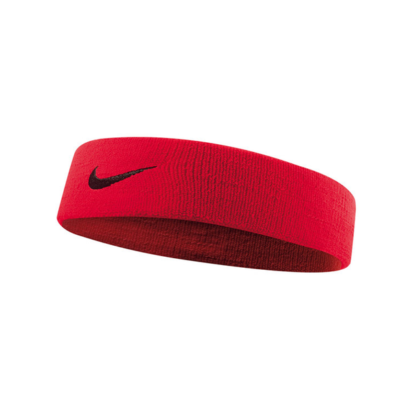 Nike Dri-Fit Headband 2.0 - Red/Black-Headbands- Canada Online Tennis Store Shop