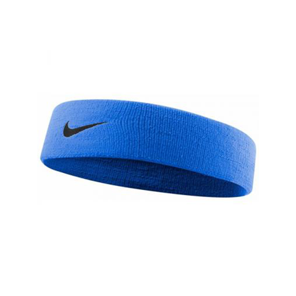 Nike Dri-Fit Headband 2.0 - Royal Blue/Black-Headbands- Canada Online Tennis Store Shop