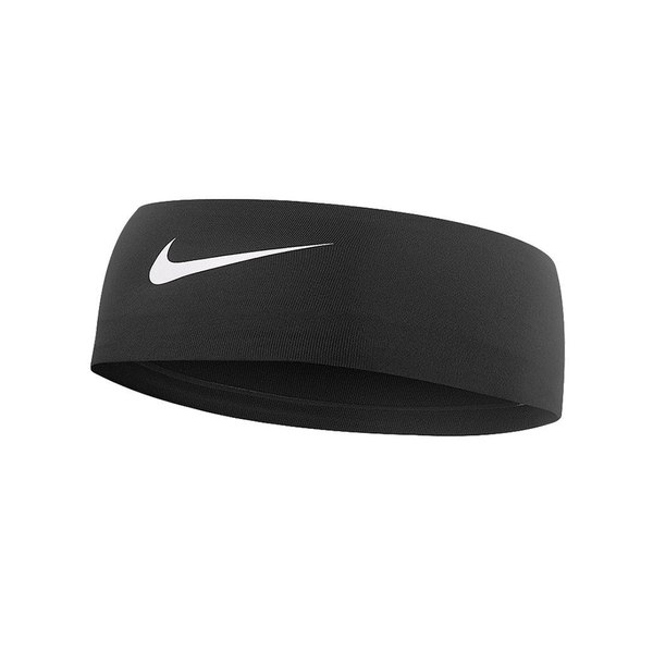 Nike Fury Headband 2.0 - Black/White-Headbands- Canada Online Tennis Store Shop