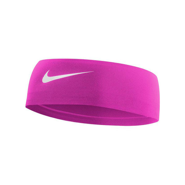 Nike Fury Headband 2.0 - Pink/White-Headbands- Canada Online Tennis Store Shop